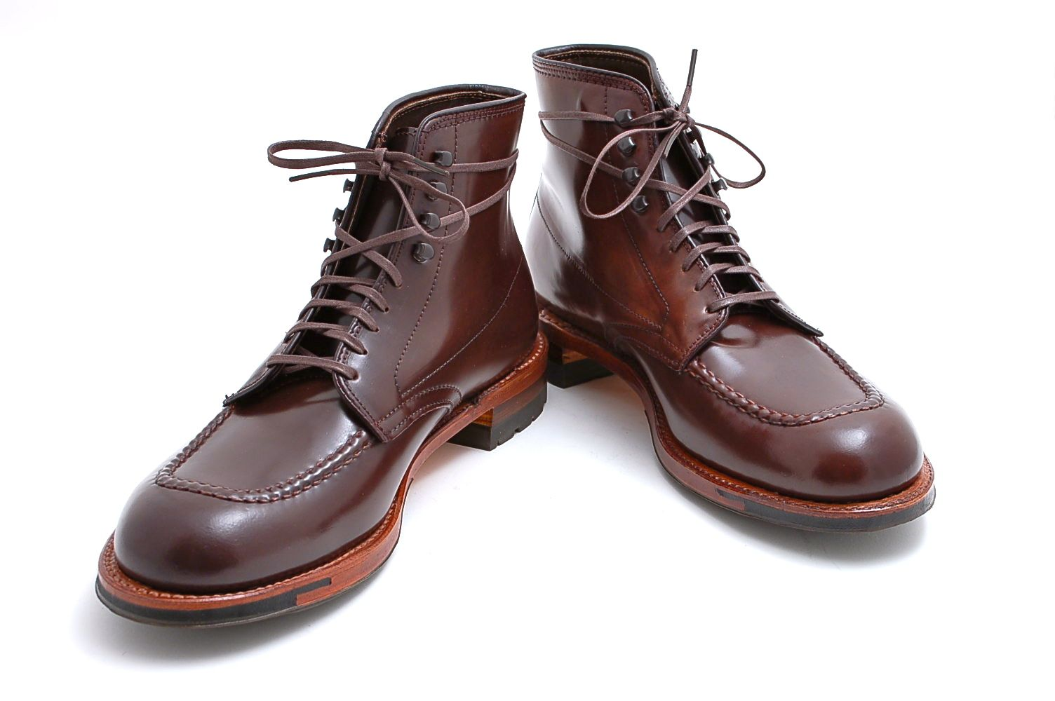 alden shell cordovan indy boots i like your shoes