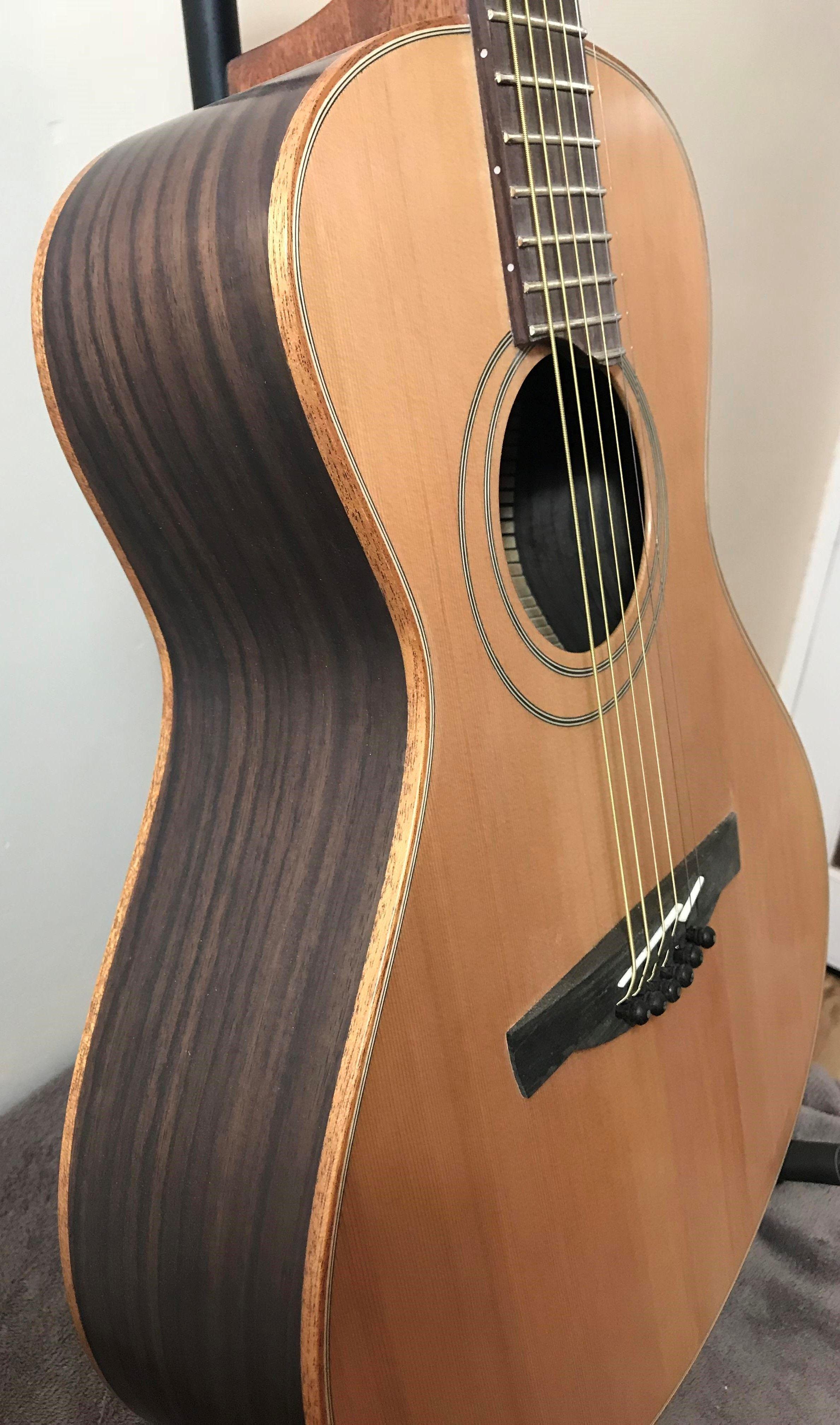Custom Handmade Guitar Acoustic Guitar Luthier Concert Guitar Etsy Handmade Guitar Guitar Acoustic Guitar