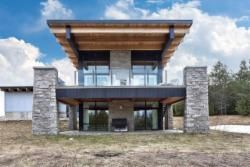 Contemporary Living on 51 acres! Check it out! $1,300,000 | 563475 Glenelg-Holland Townline | HOLLAND CENTRE Discriminating Gem! A Clancy built architecturally designed masterpiece on 50 acres. A phenomenal mi...Lori Schwengers | OWEN SOUND | Chestnut Park Real Est