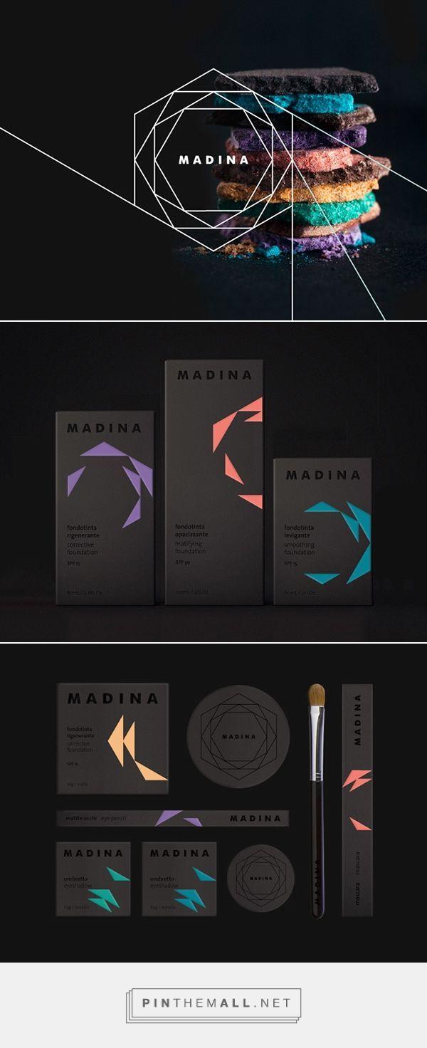 Madina milano packaging by aline de carvalho on behance for Web designer milano