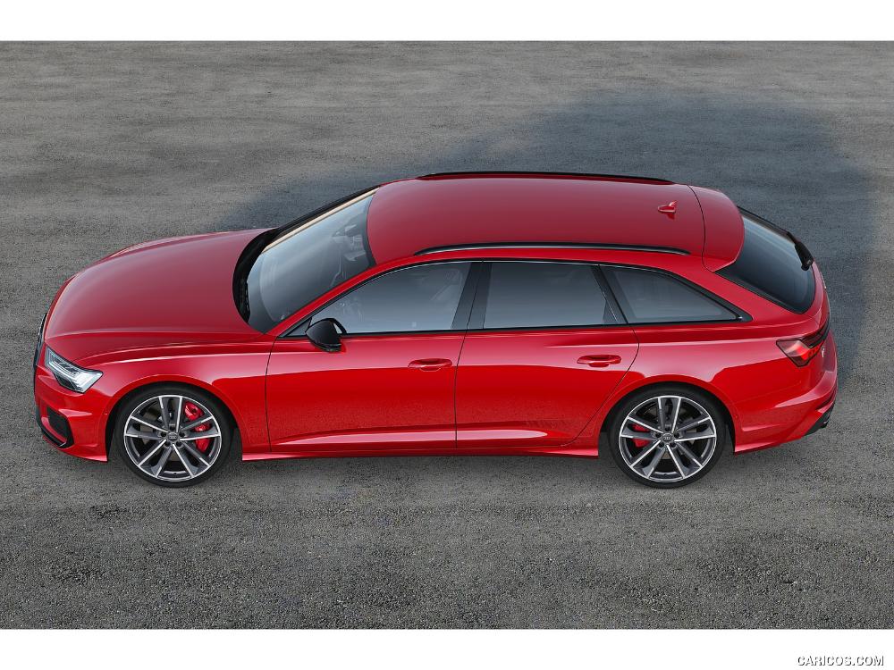2020 Audi S6 Avant Tdi Tdi Audi