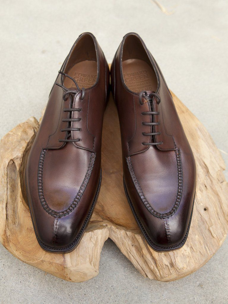 quality design 5fa5d 4739e Edward Green Dover in Dark Oak | Scarpe Diem | Shoes, Edward ...