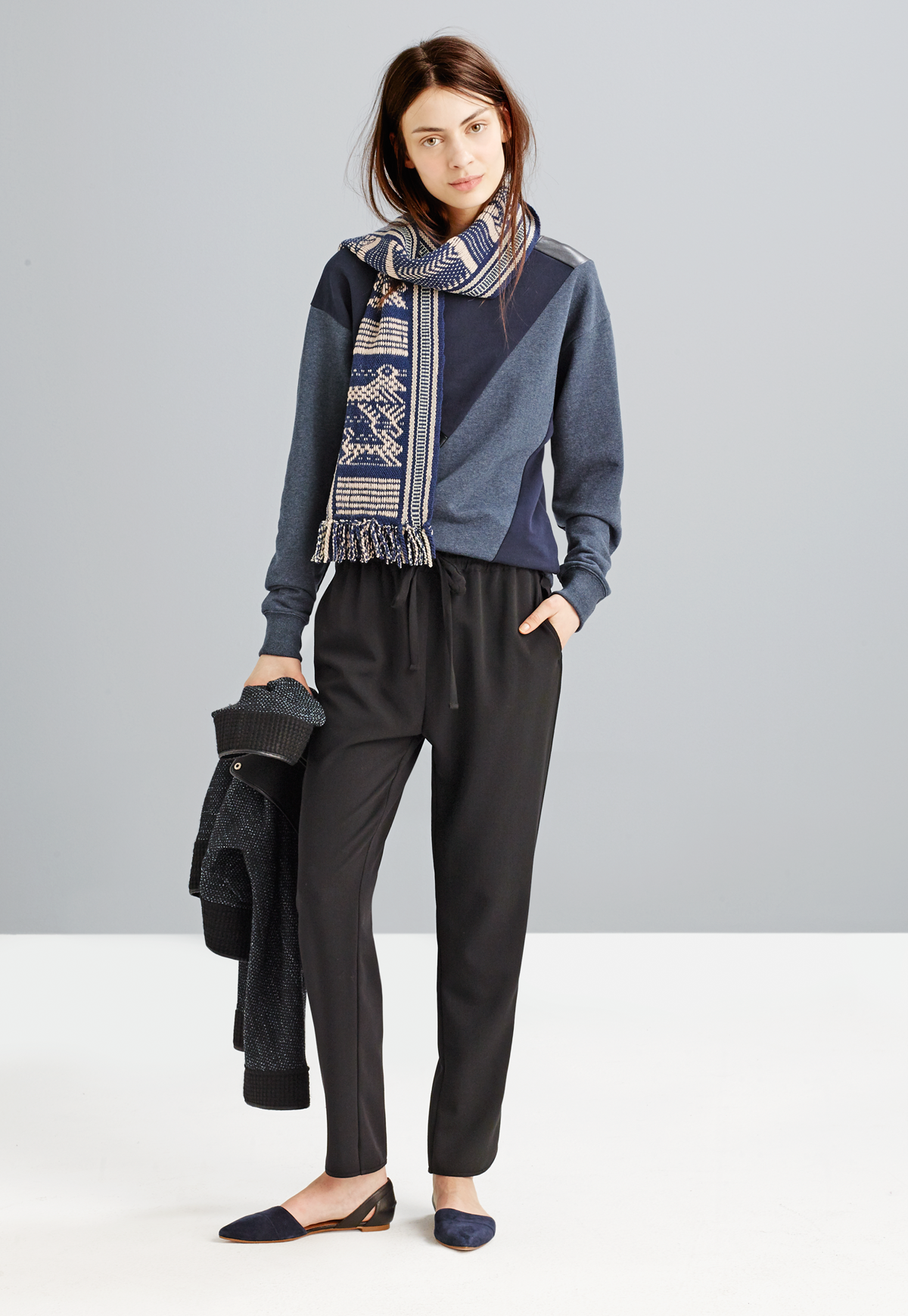 Watch First Look: Alexa Chung For Madewell Fall 2011 Collection video