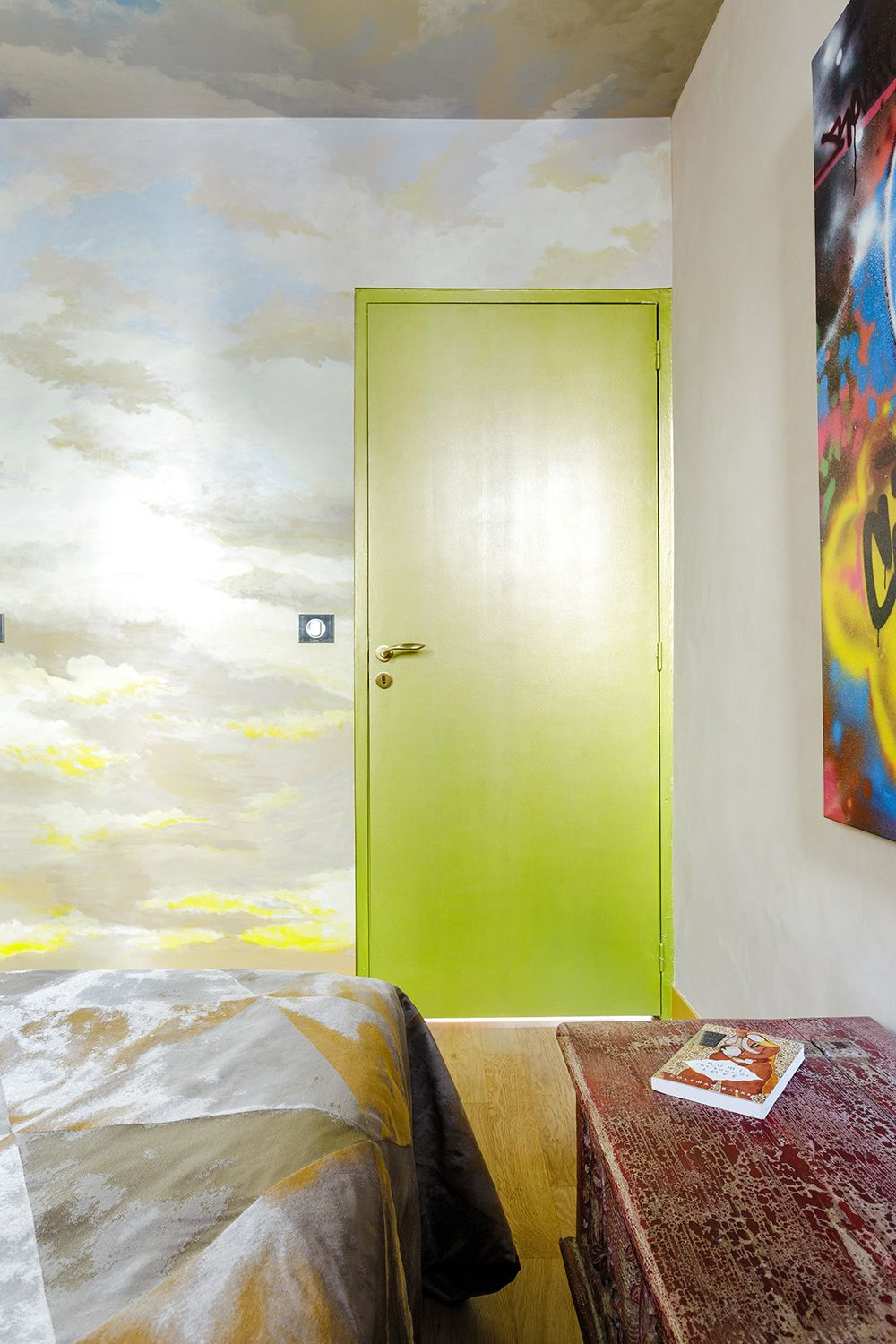 """THE SHIFT"""", A FENG SHUI MODERN HOME IN PARIS/ SEE MORE AT: http ..."""