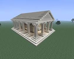Minecraft Greek Temple Google Zoeken With Images Minecraft