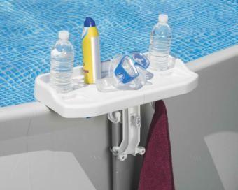 Intex Pool Tray Pool Side Tray Detachable Tray 42