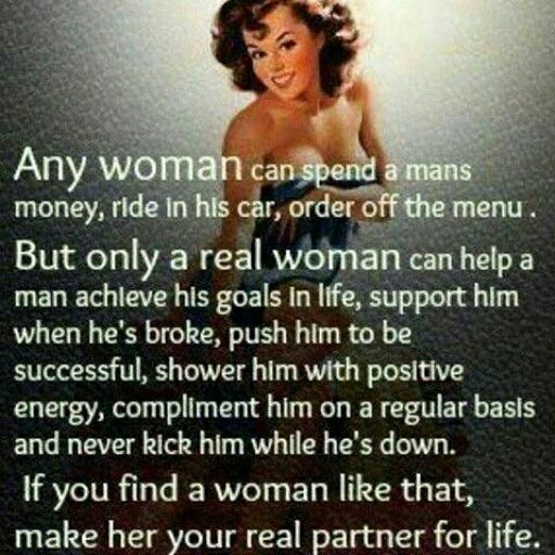 If She Doesn T Care If You Have Money Materialistic Stuff She Is