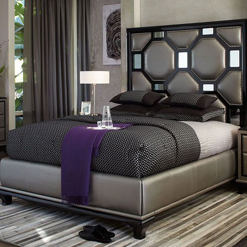 After Eight Michael Amini Furniture Designs Amini Com King