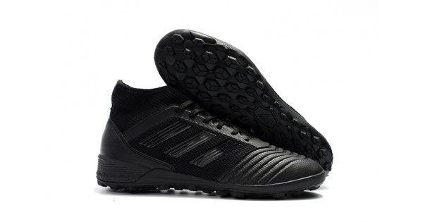 45e7264df9e9f Comprar Botas de futbol Adidas Predator Tango 18.3 TF Negro Nuevas En Línea  Sala Baratas