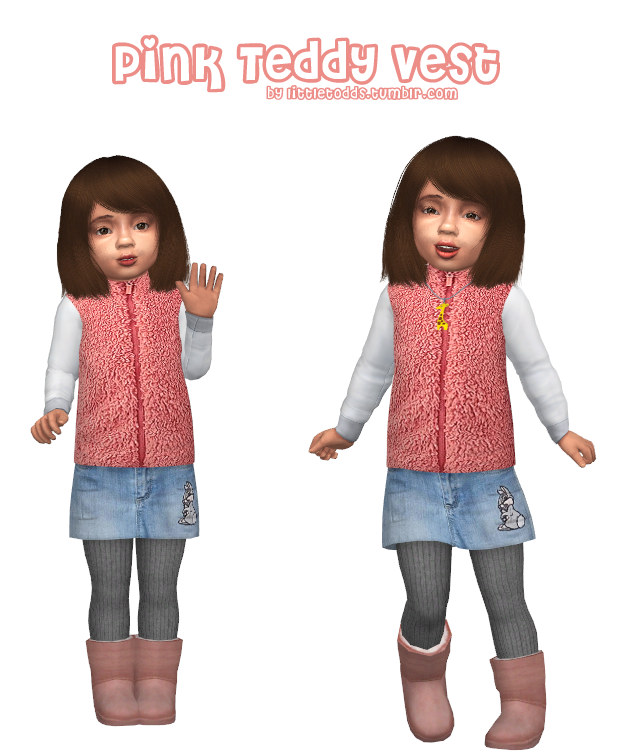 Sims 4 Toddler Lookbook  2a3446a16