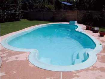 Using Hydrogen Peroxide In Your Pool To Get Rid Of Algae Instead Of Chlorine Pool Shapes Pool Pool Safety