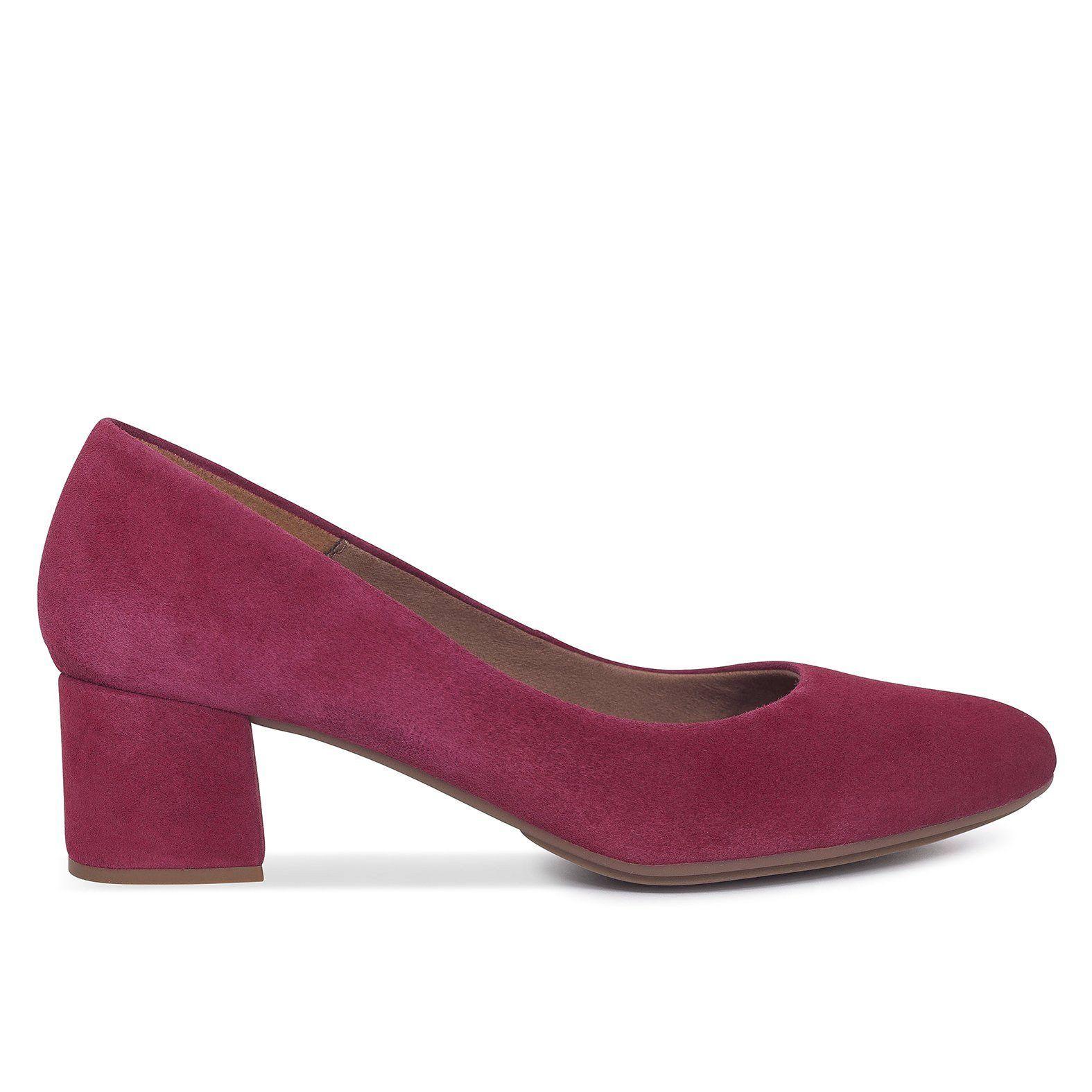 ajuste clásico 4131d 7ce6d URBAN REDONDO - Zapato de tacón bajo ROJOS CEREZA   Zapatos ...