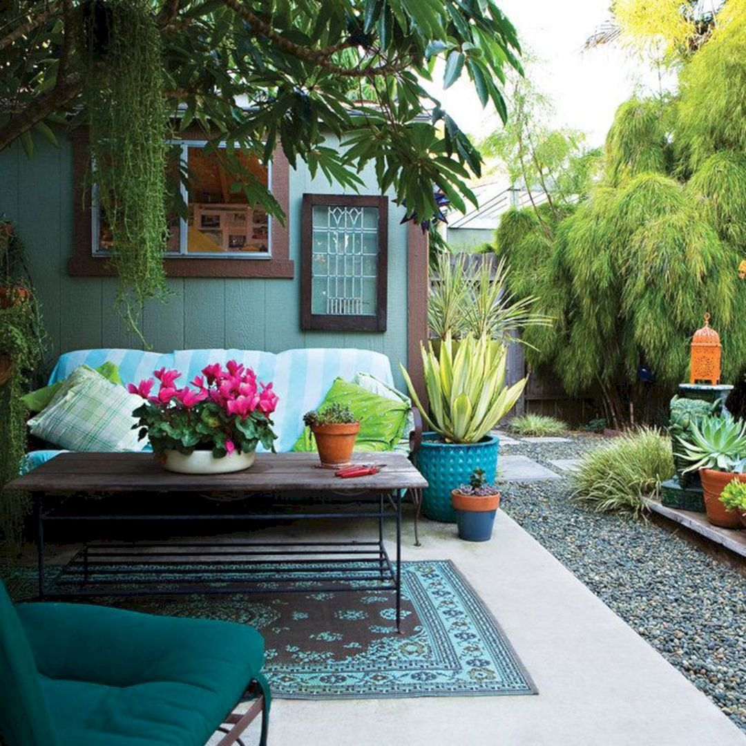 30+ Gorgeous Relaxing Garden Ideas On A Budget That You Must Have ...