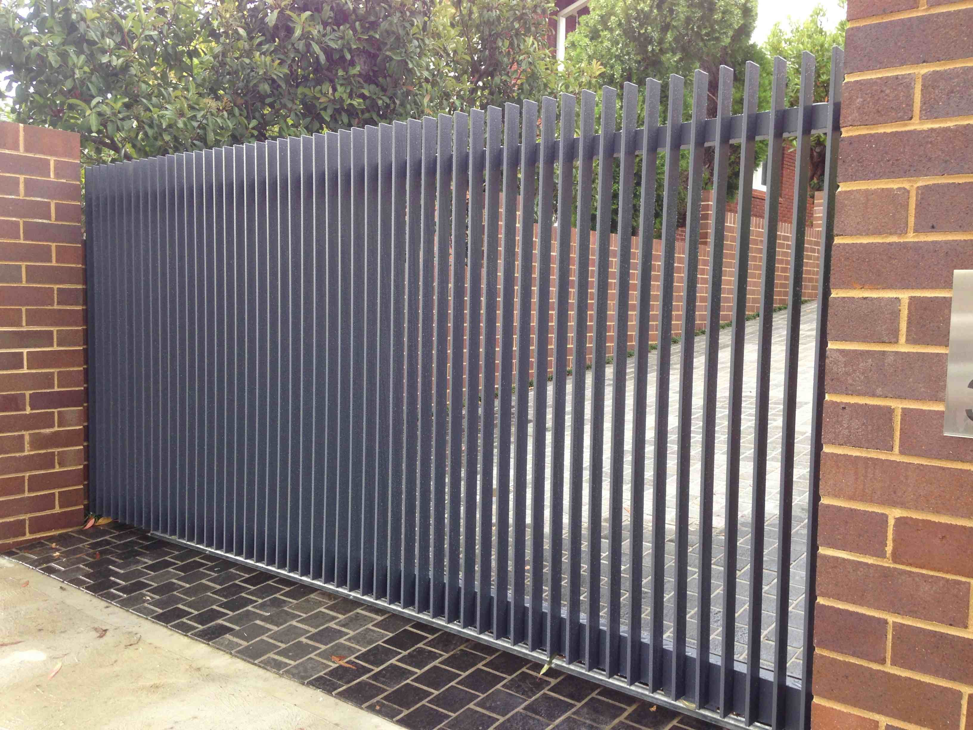 Driveway Fence Ideas Privacy Screens