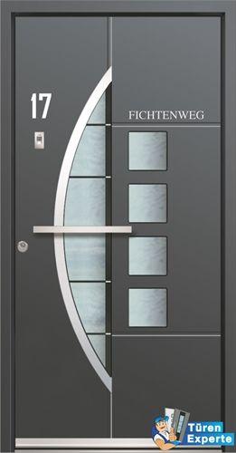 Hausture Aee 1076 Grill Door Design Door Design Wooden Door Design