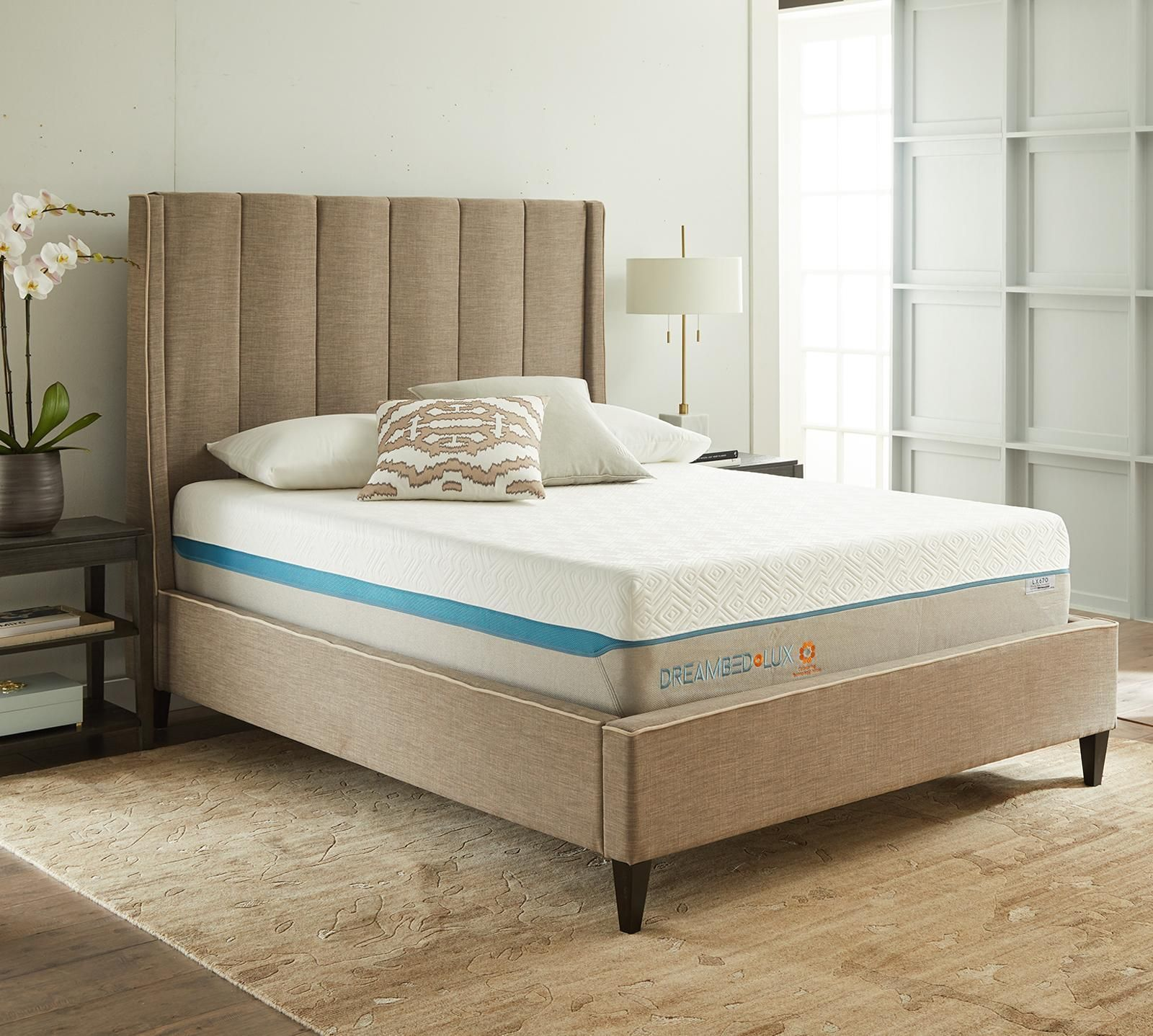 memory foam mattress box. LX710 14\ Memory Foam Mattress Box