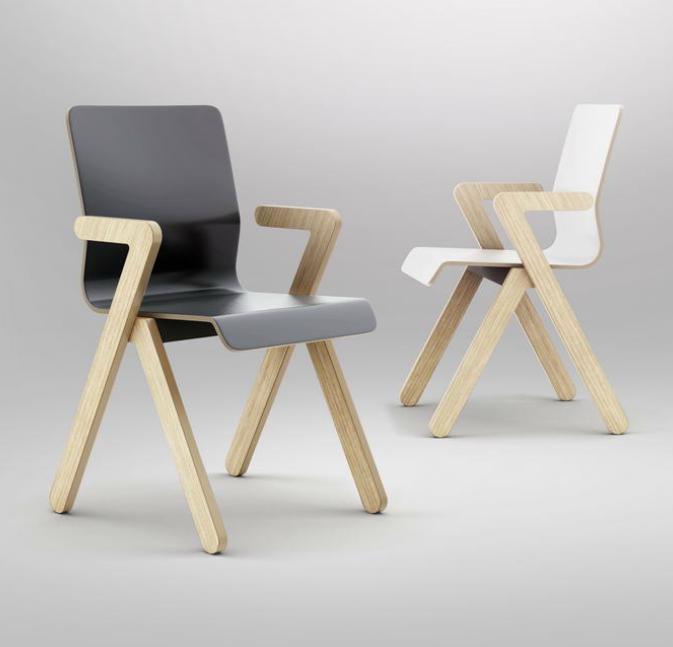11 originales e innovadores conceptos de dise os en sillas for Sillas de oficina usadas