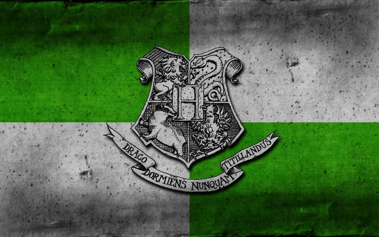 Pottermore Slytherin Wallpaper