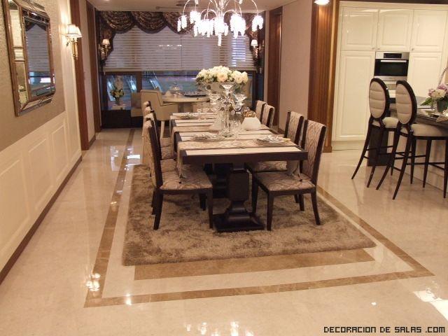 Suelos elegantes de m rmol decoraci n suelos floor decoration pinterest suelos elegante - Suelos de marmol ...