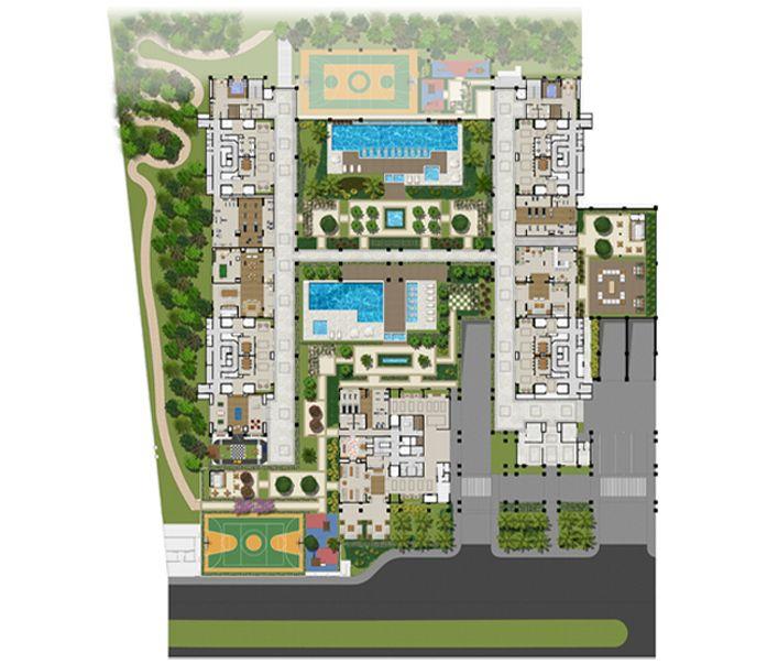 Implantacao3 p1 drawings plans pinterest projetos for Plans d arkitek