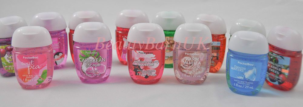 Bath Body Works Hand Sanitizers Ebay Health Beauty