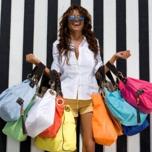 Jpk Paris 75 Handbags Turquoise Shoulder Bag Gold Hardware