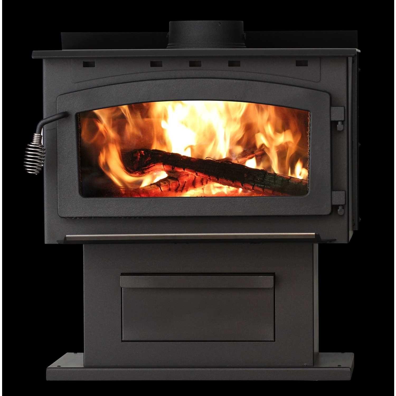 Us Stove 107000 Btu 1700 Sq Ft Wood Stove Wood Burning Fireplace Inserts Wood Burning Stove Wood Stove