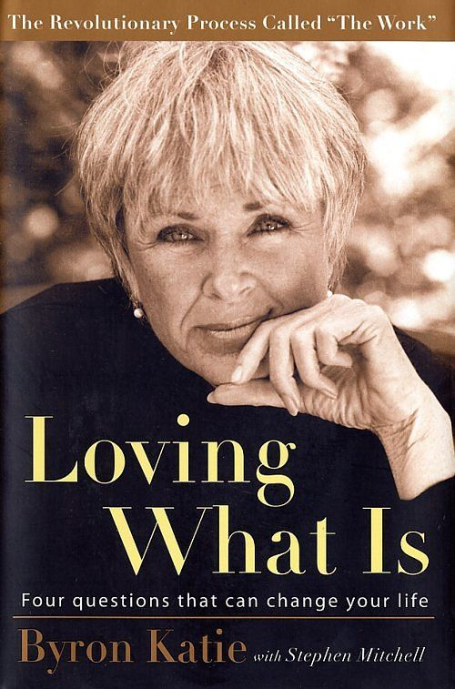 Loving What Is by Byron Katie.  One of the most influential books I've ever read.