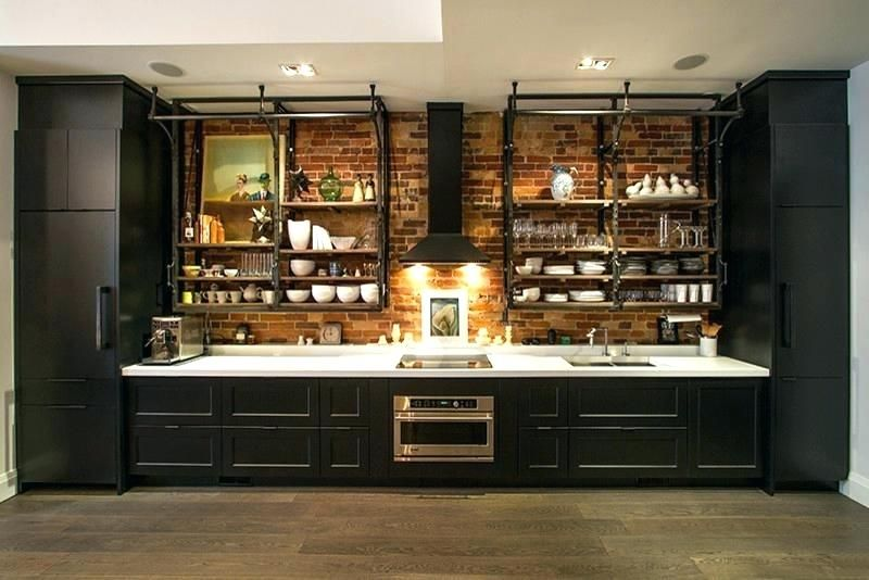 Related Image Industrial Style Kitchen Industrial Kitchen Design Contemporary Kitchen