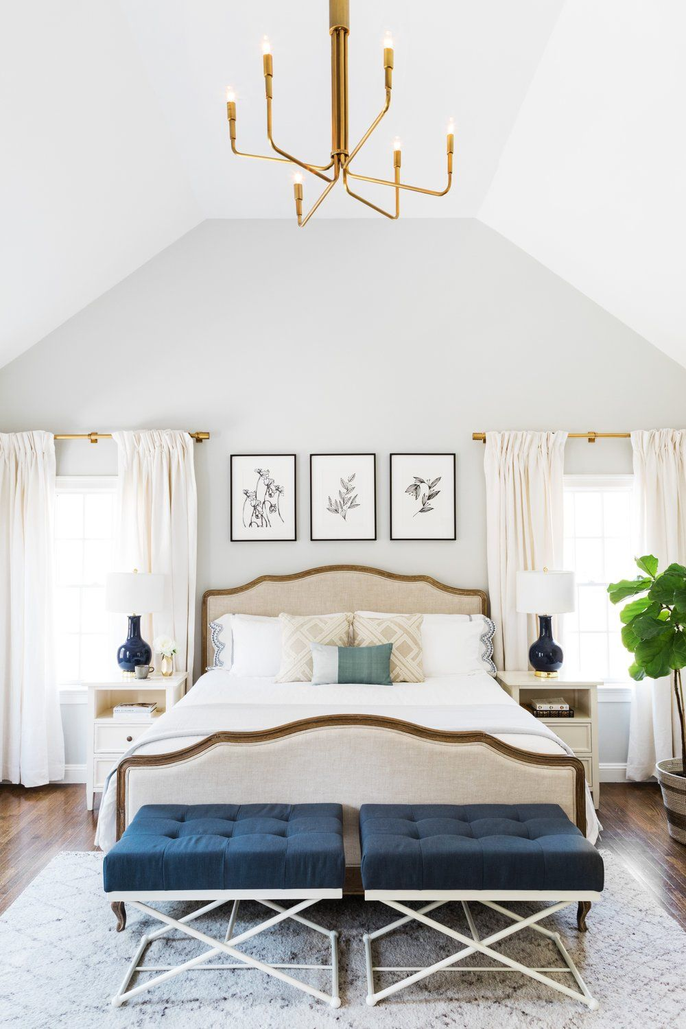 Five NoFail Ways To Decorate Around Your Bed Bedroom