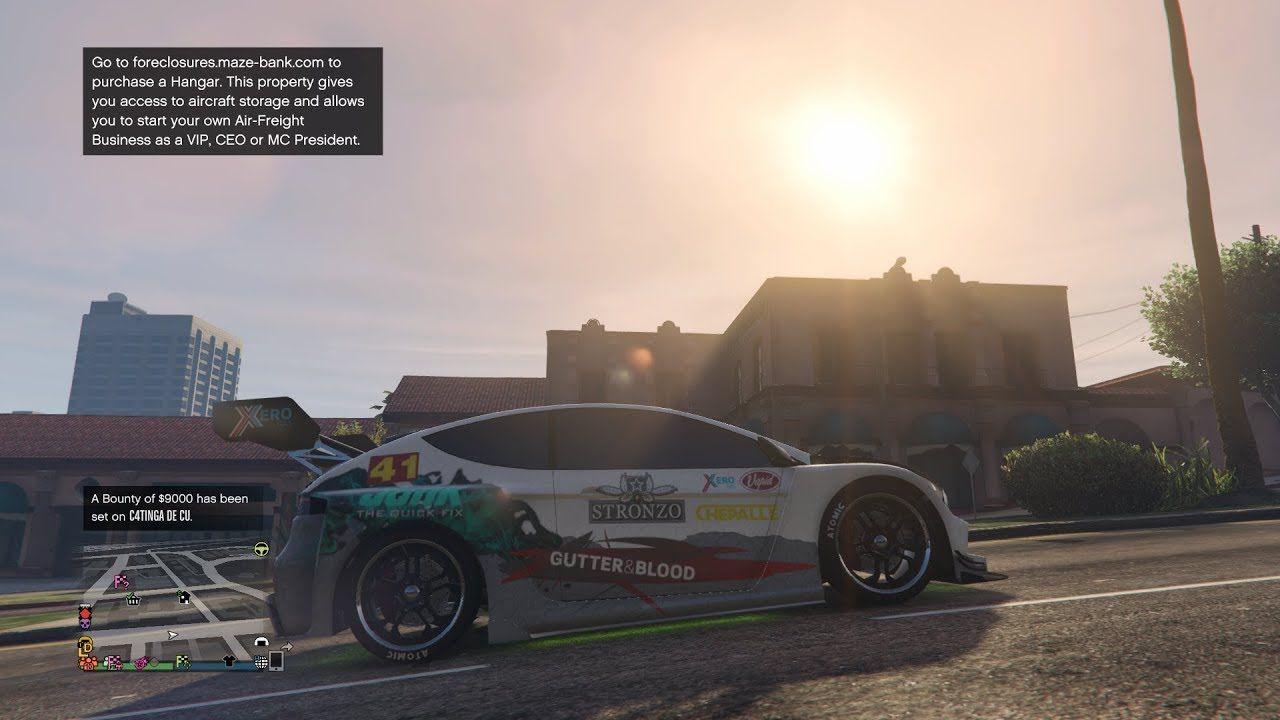 GTA V Online NEW Vapid Flash GT (GTA V NEW DLC) | Grand