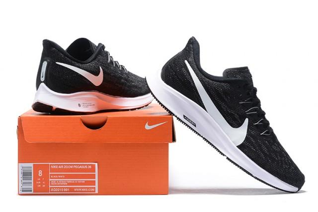 Nike Air Zoom Pegasus 36 Black/White