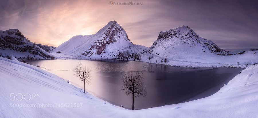 Lago Enol - Asturias by AlejandroMartnezPernas. Please Like http://fb.me/go4photos and Follow @go4fotos Thank You. :-)