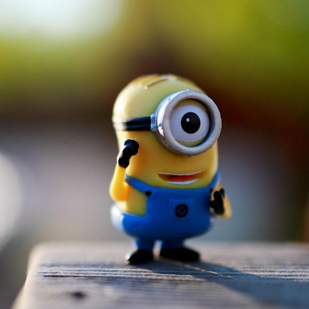 Despicable Me Toy Bokeh iPad Wallpapers | Minions ...