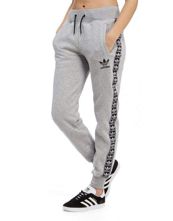 separation shoes e22b9 4d35e adidas Originals Tape Fleece Pants