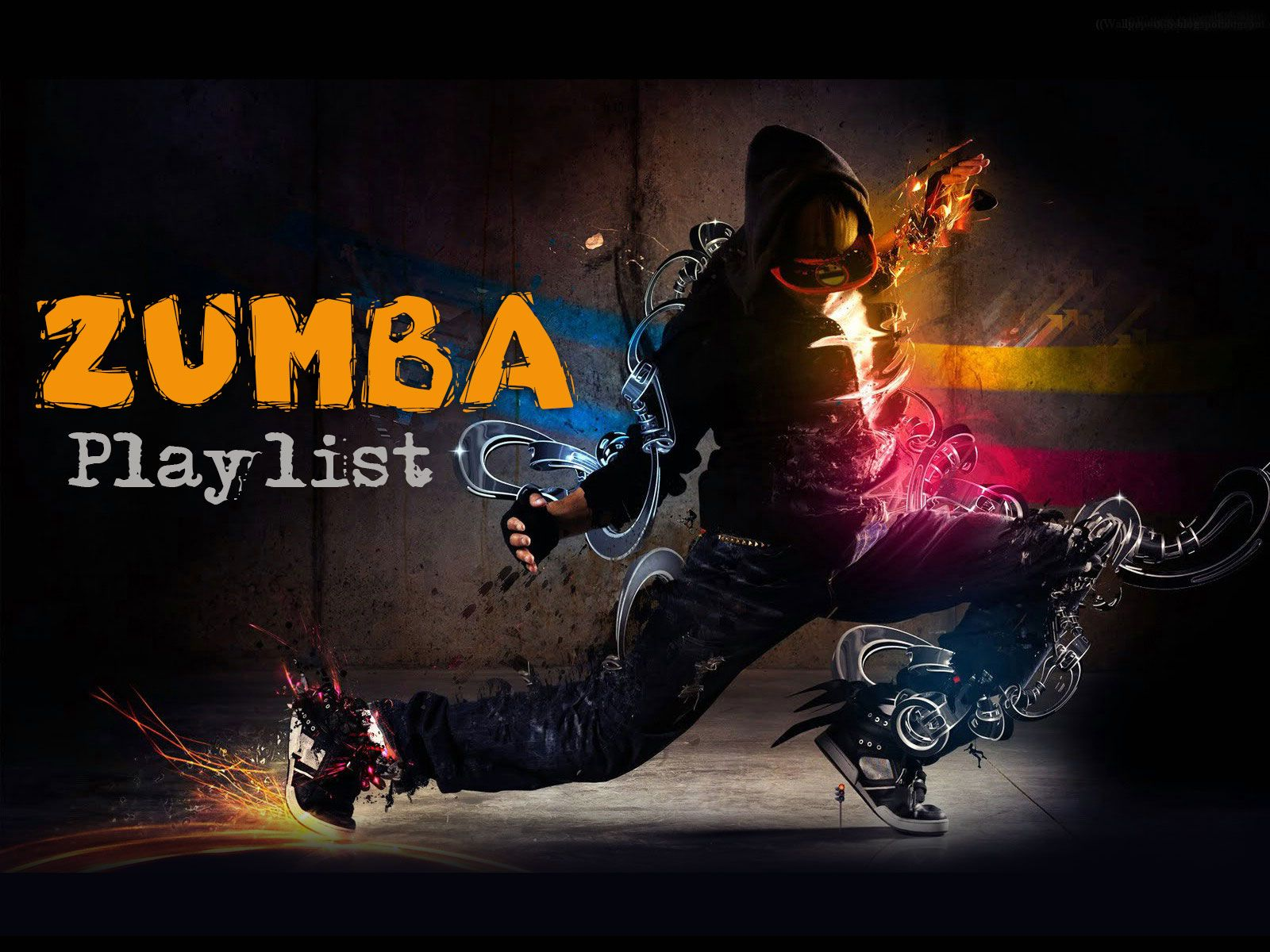 Dont Stop Till You Drop With Our Beat Banging Zumba Playlist And Fill In Yourself