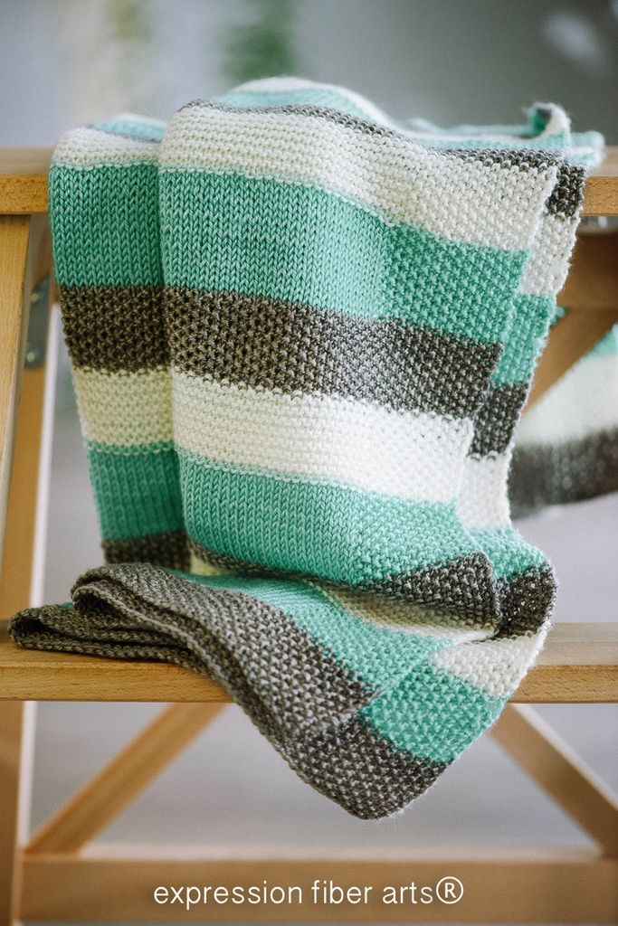9a37df9f6dbd How to Knit a Baby Blanket