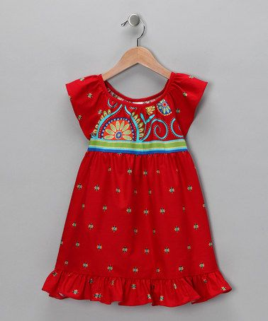 love. this. dress.  (too bad it doesn't come in my size)