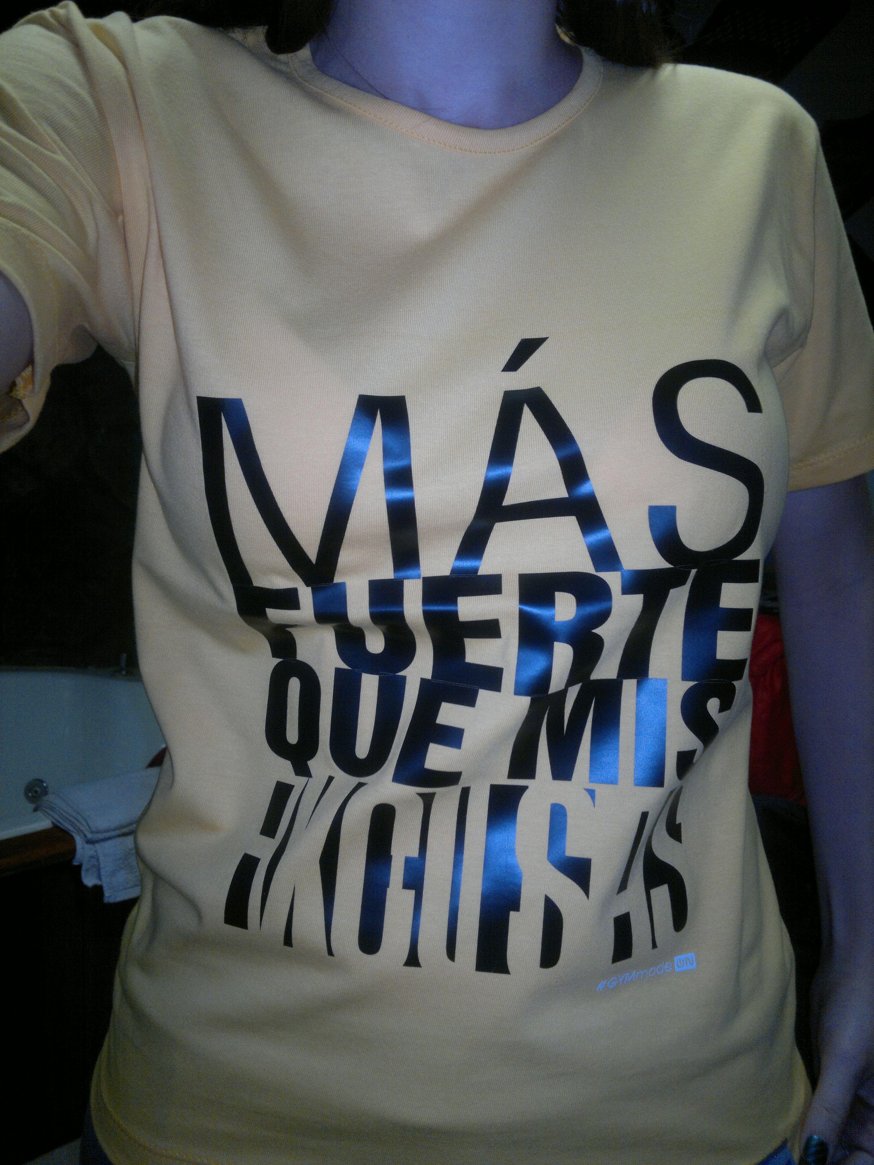 Hoy #Waykis Más Fuerte Que Mis #Excusas, Si estás de acuerdo, compartilo.