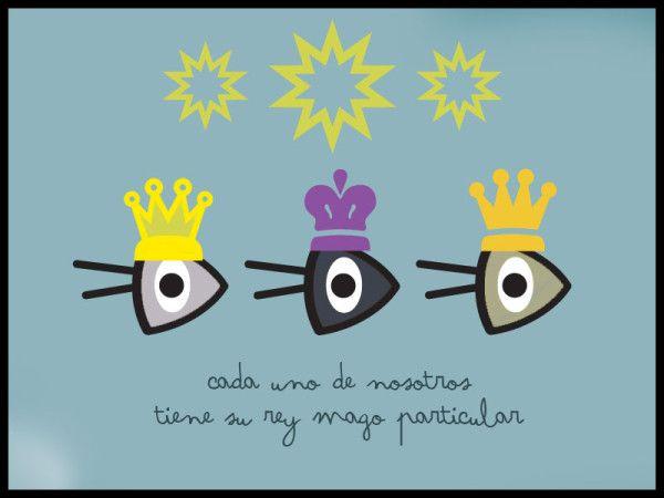 Felices reyes!