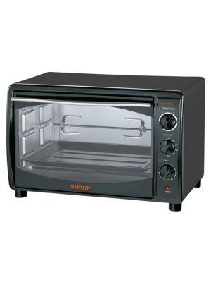 فرن كهرباء شارب سعة 42 لتر 1800 واط اسود Eo 42k 2 Kitchen Appliances Home Appliances Kitchen
