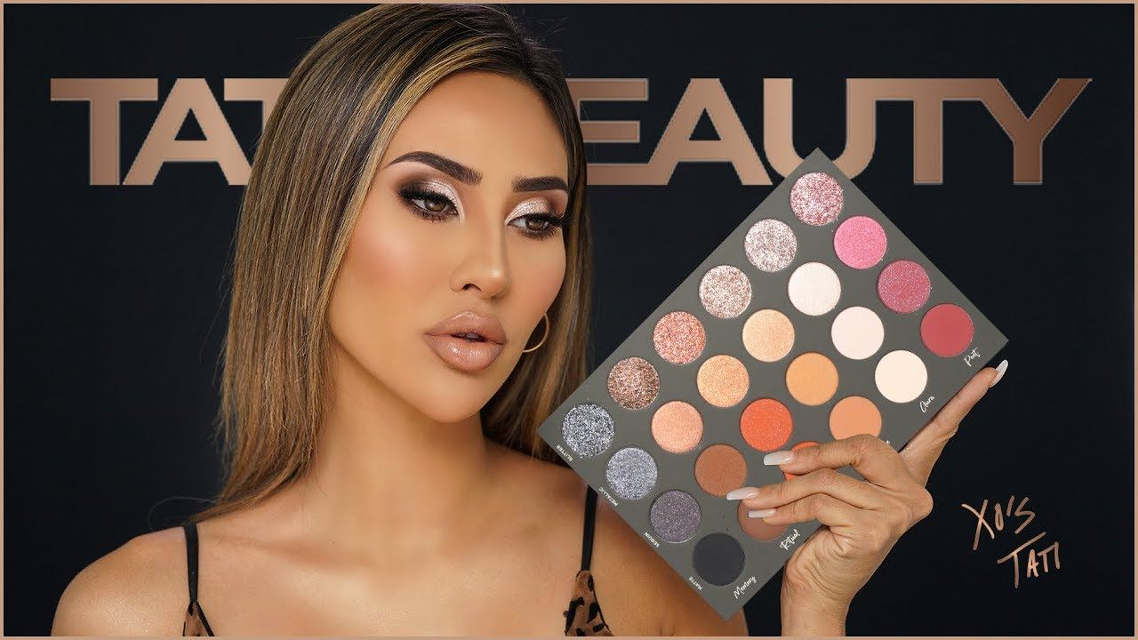 TATI BEAUTY NEUTRALS PALETTE REVIEW + SWATCHES