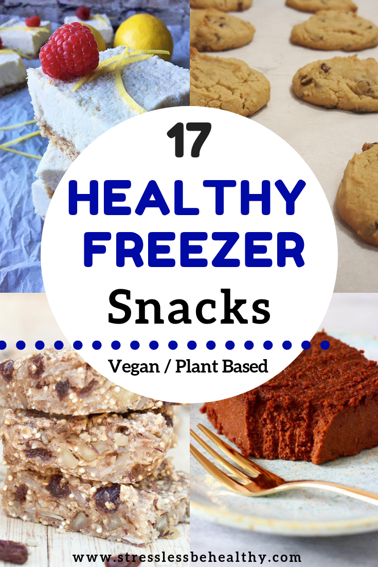 17 Healthy And Delicious Snack Recipes You Can Freeze