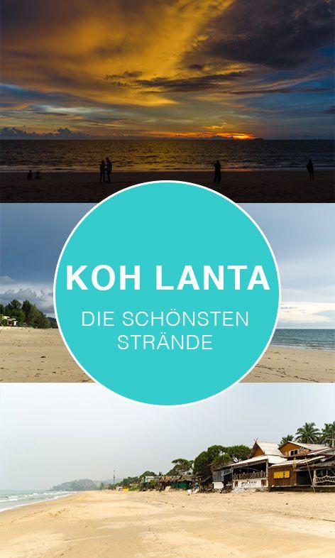 Koh Lanta Strände: Die schönsten Strände der Insel! [+ Map ...