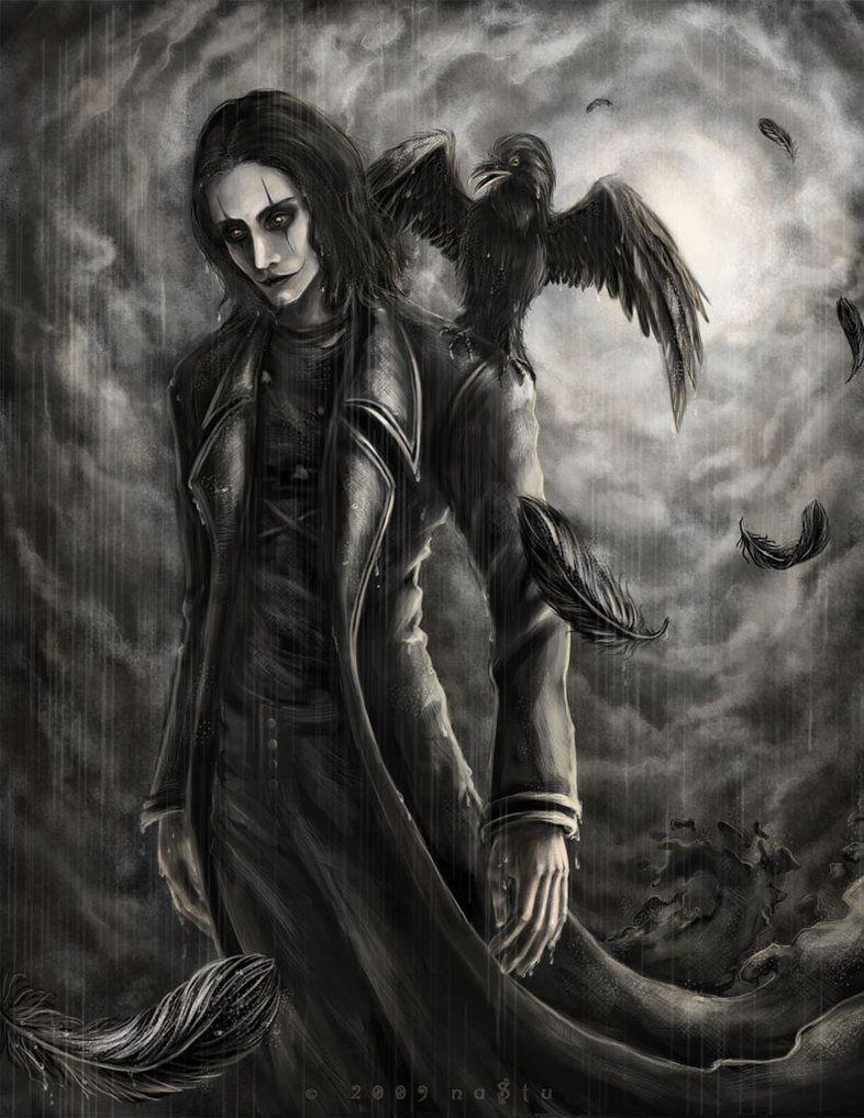 Crow by n-a-S-t-u on DeviantArt