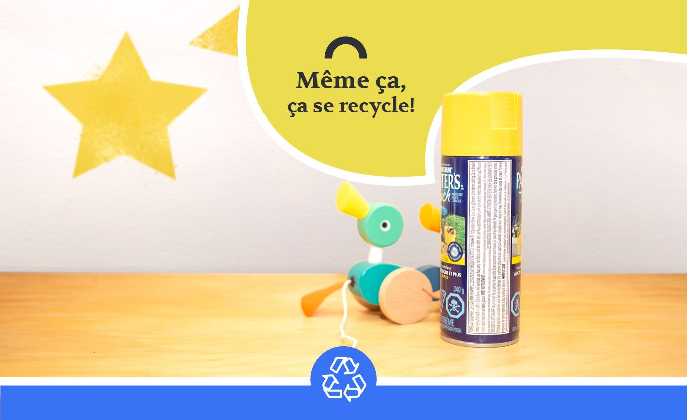 5 items de peinture à ne pas jeter à la poubelle (With images)   Painting tips, Recycling, Bookends