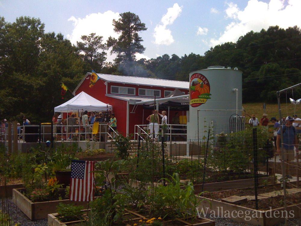 Harvest Farm, at White Street Park, Suwanee, GA.