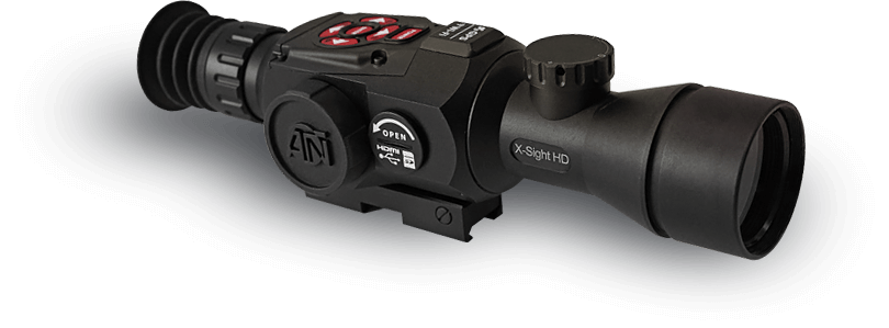 ATN X-SIGHT II HD 3-14X SCOPE DRIVERS PC