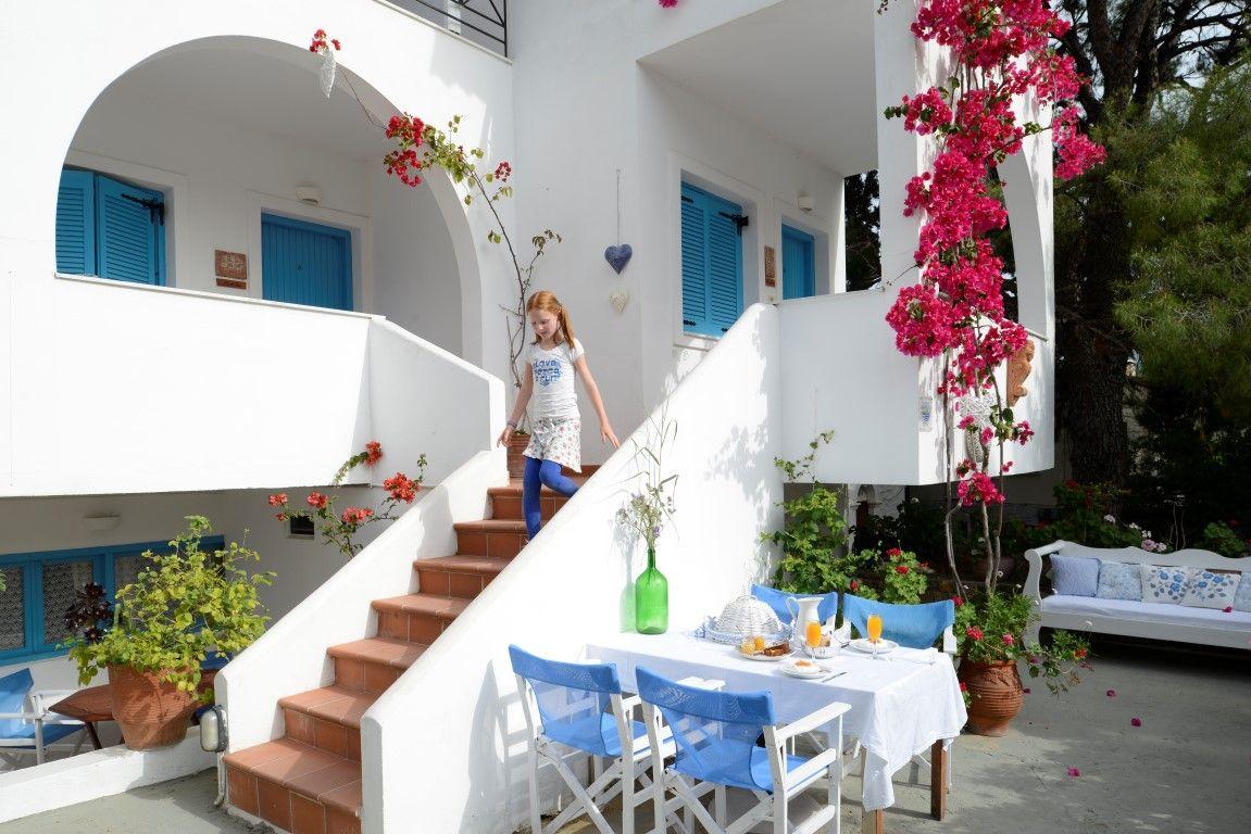 Odyssey Apartments #Greece #Poros