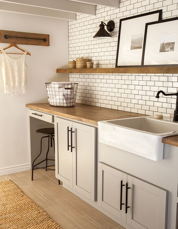 10 Dreamy Laundry Rooms From Around The
